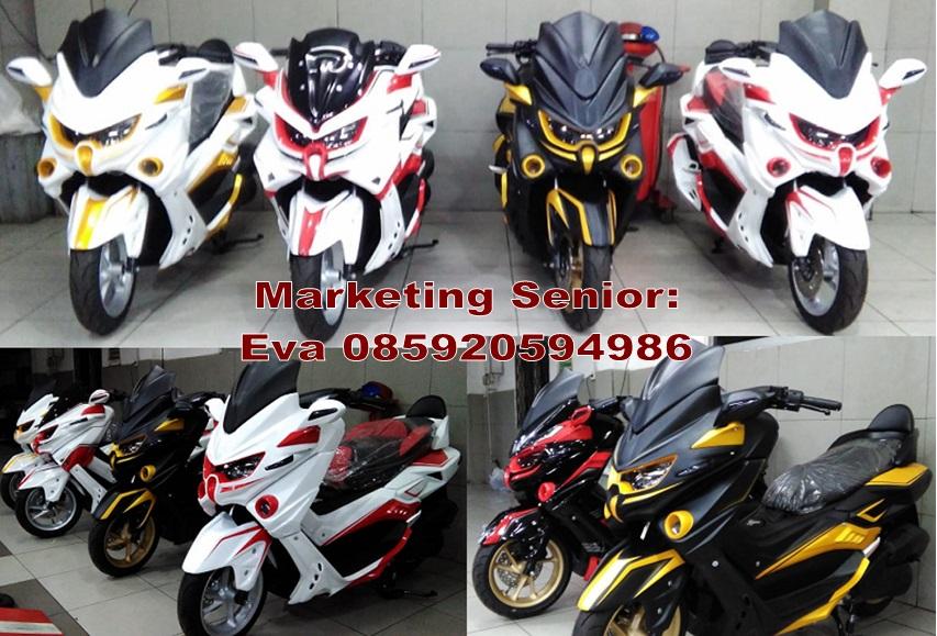 Jual Sepeda Motor Yamaha Cash atau Kredit